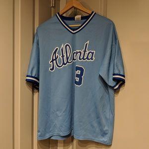 Other - Vintage Atlanta Braves Dale Murphy jersey